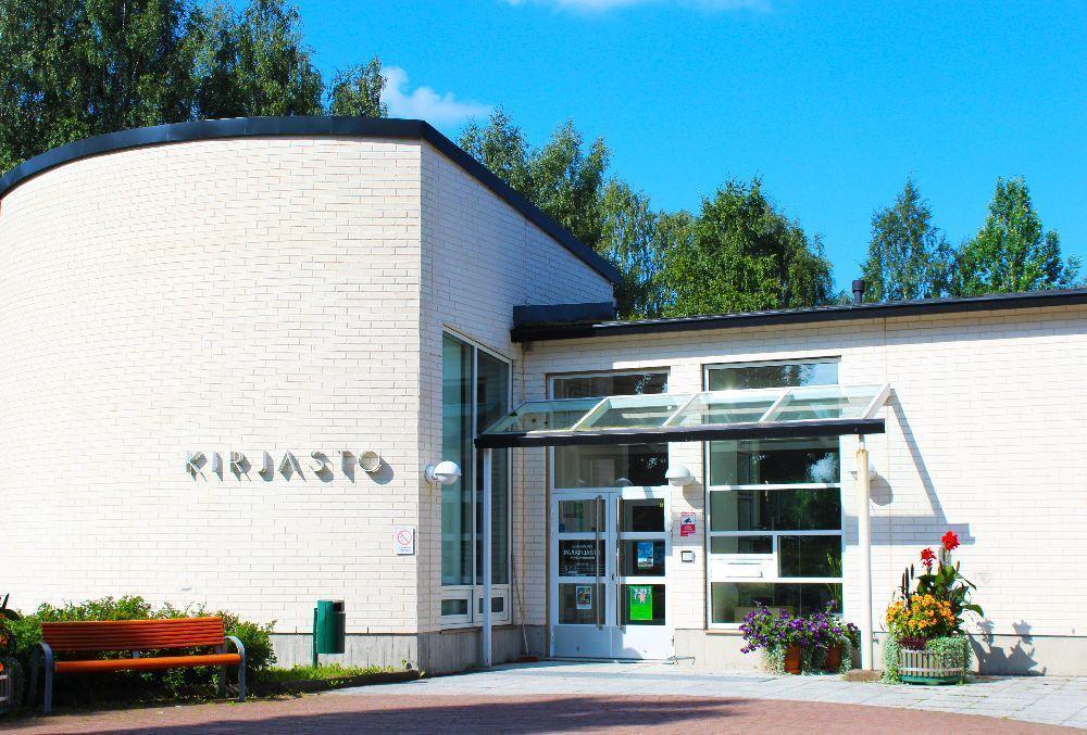 Main Library (Hankasalmi)