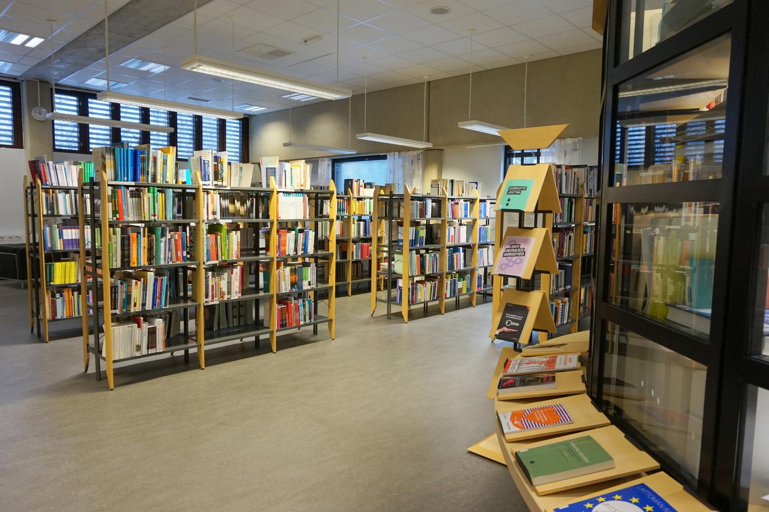 Humak Kuopion kampus / Pohjois-Savon opisto