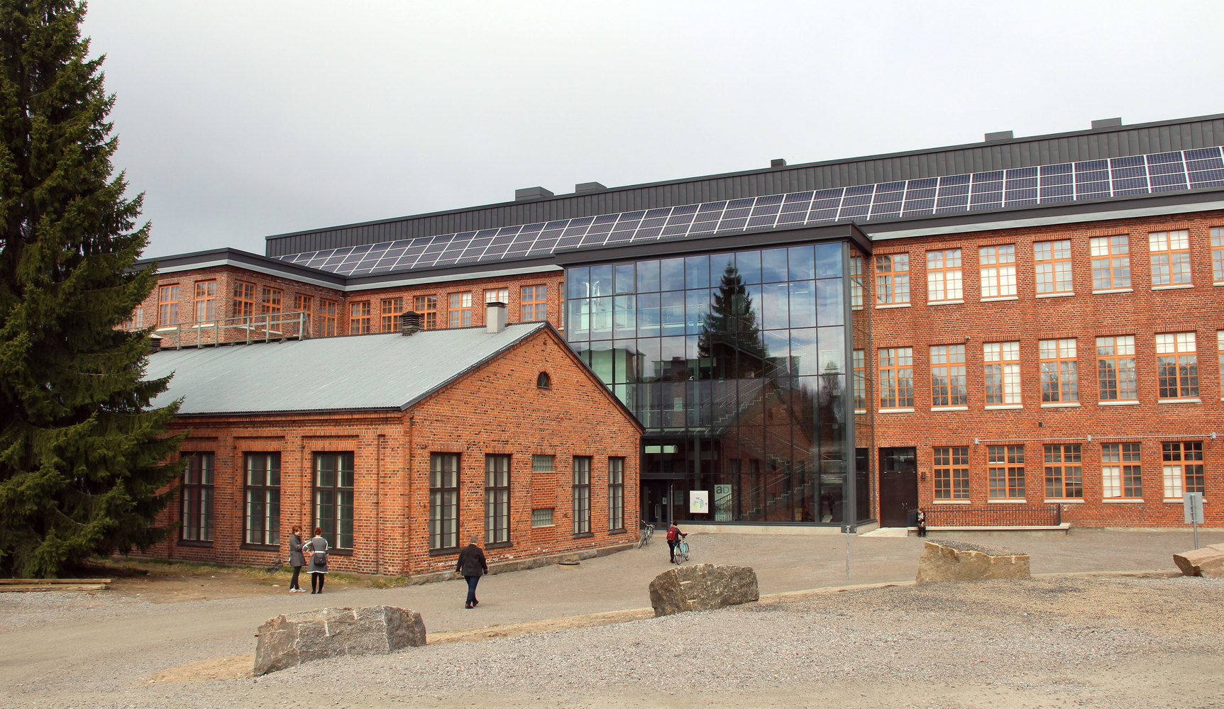 Humak Jyväskylän TKI-keskus
