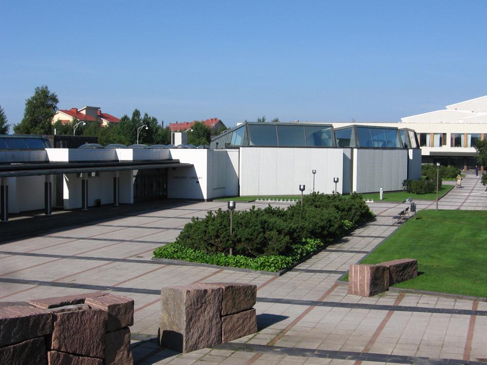 Rovaniemen pääkirjasto