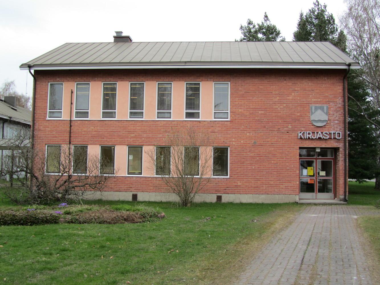 Kiukaisten kirjasto