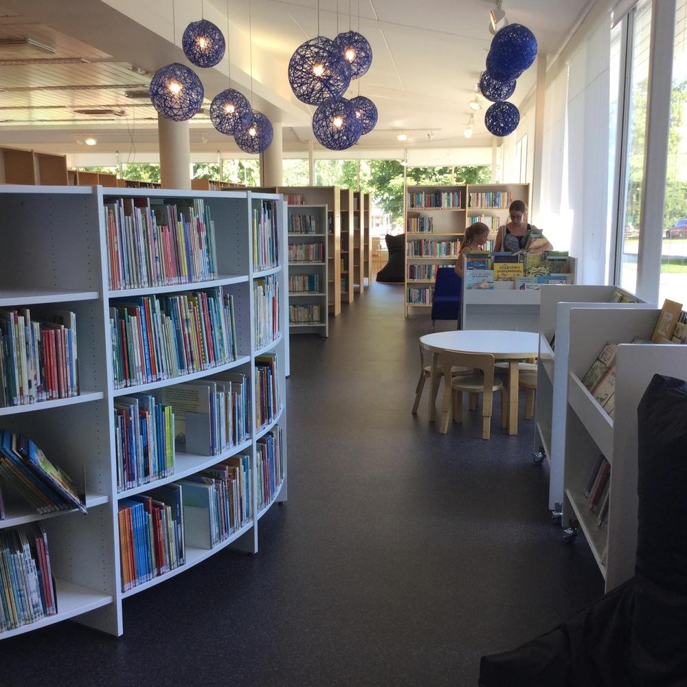 Pargas stadsbibliotek