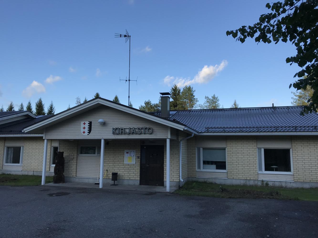 Uukuniemen kirjasto