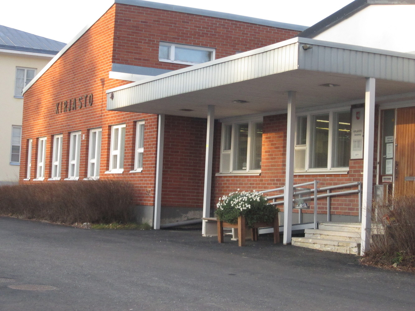 Kaavi branch library