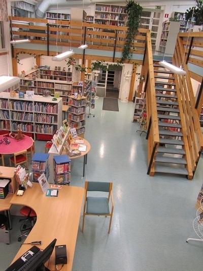 Kesälahti library