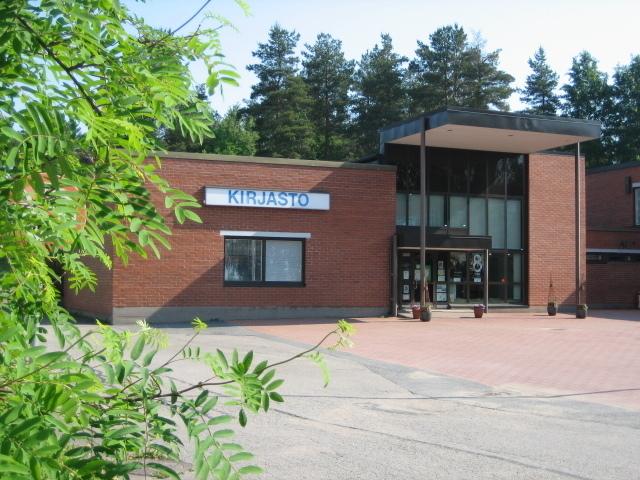 Veteli library