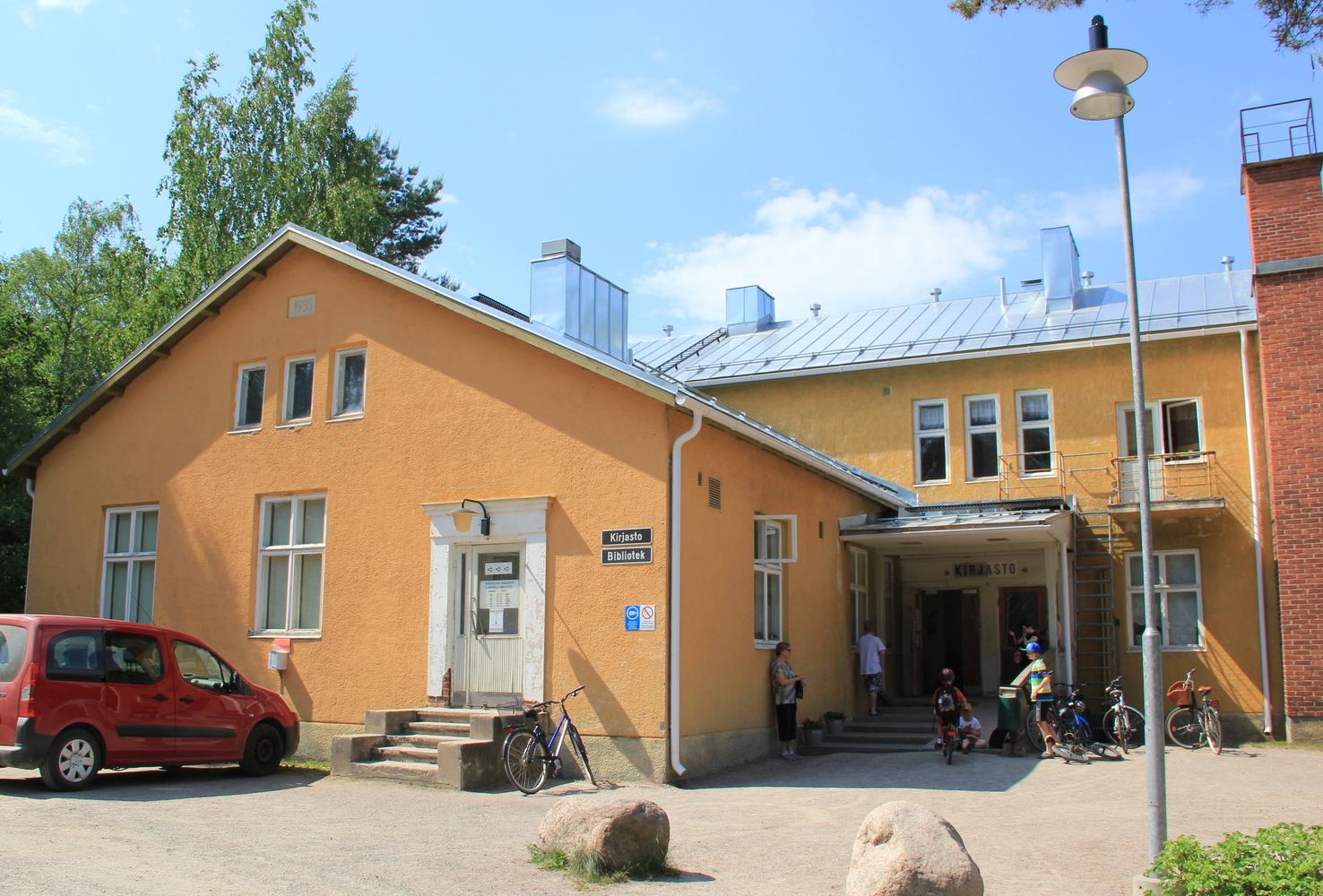 Veikkolan kirjasto
