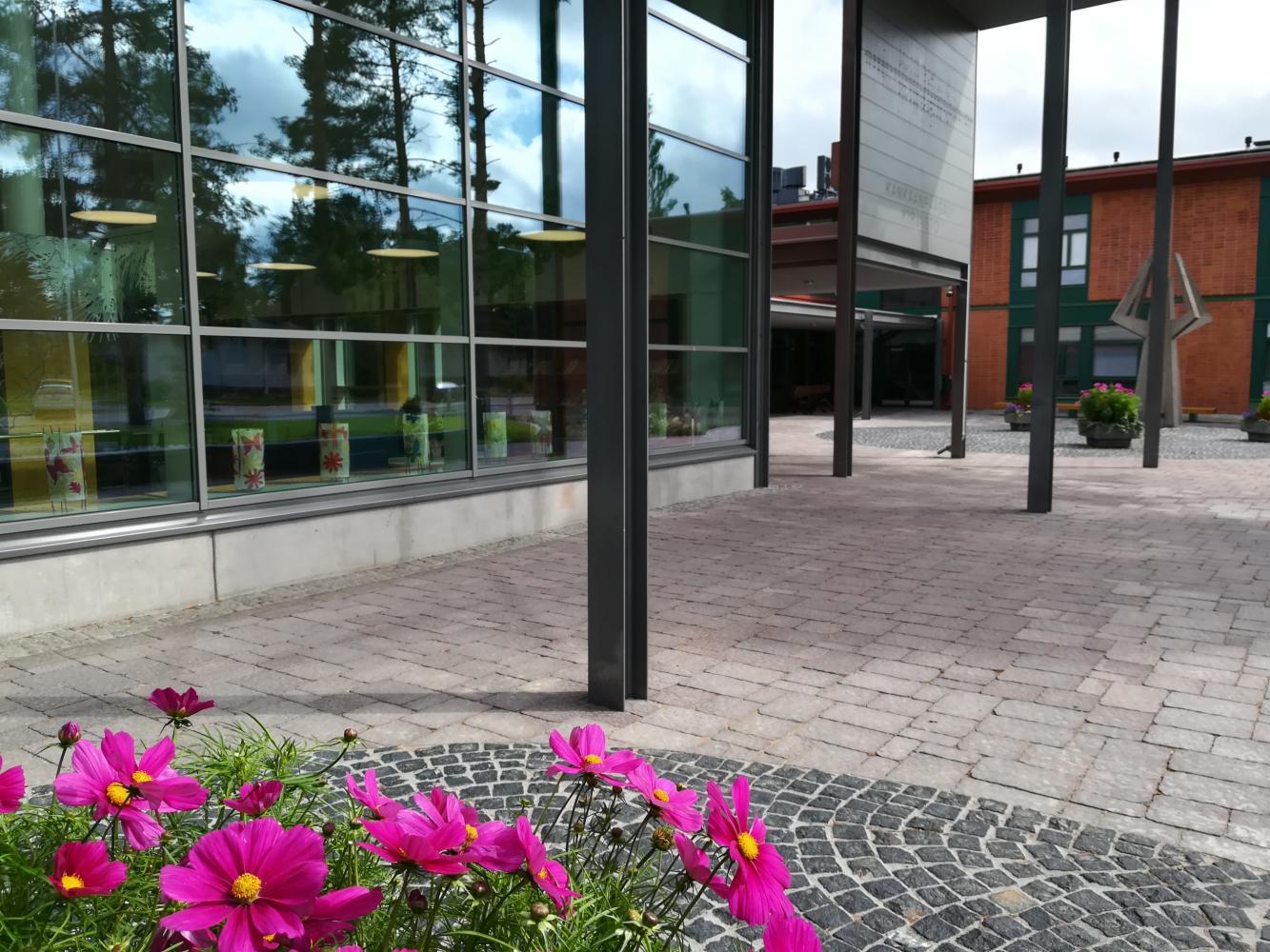 Kankaanpää town library