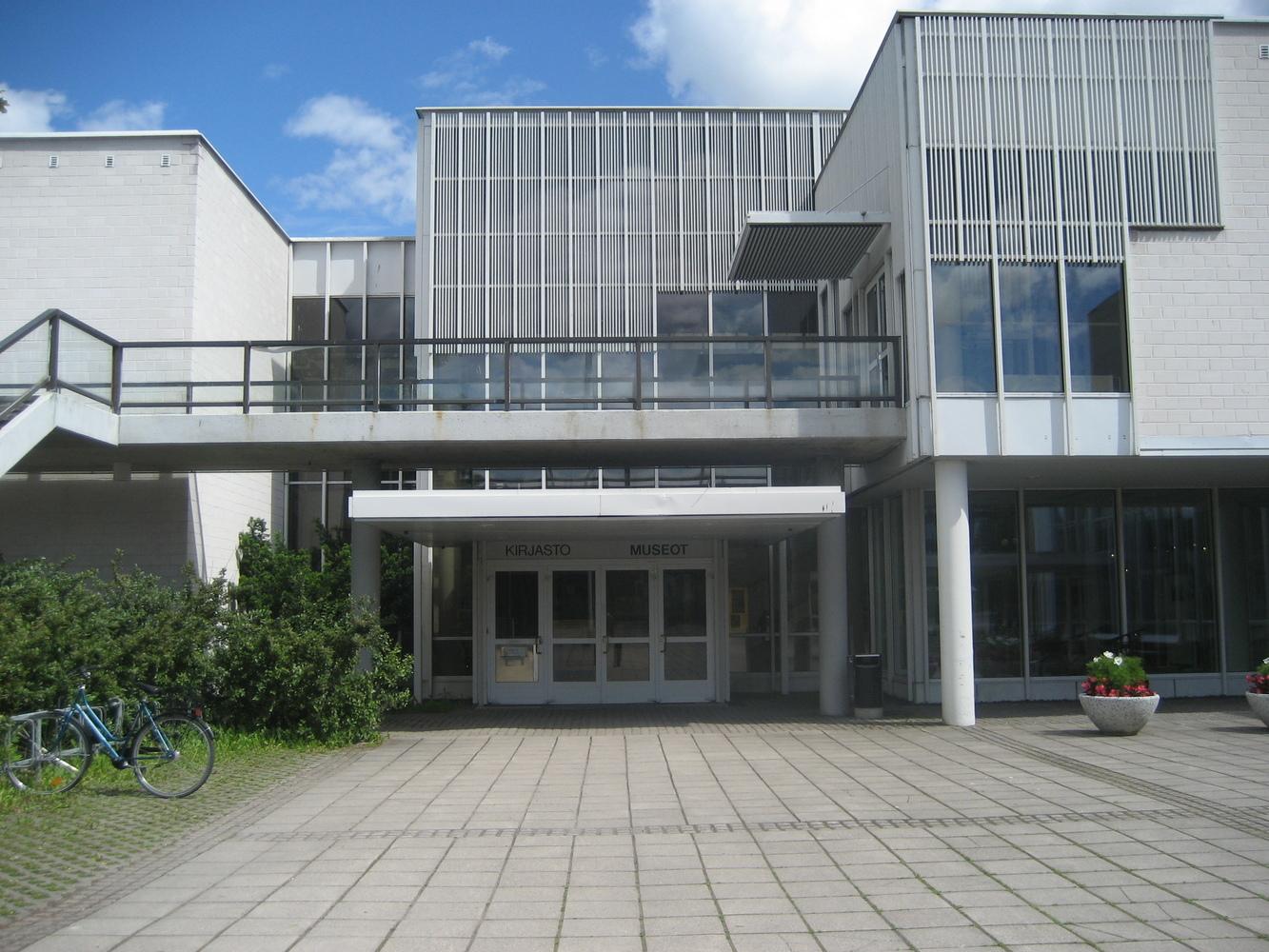 Imatran pääkirjasto