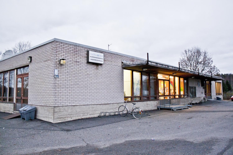 Jyrkkälä bibliotek