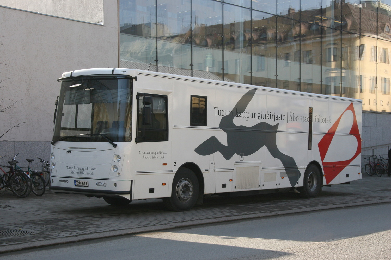 Kirjastoautot (Turku)