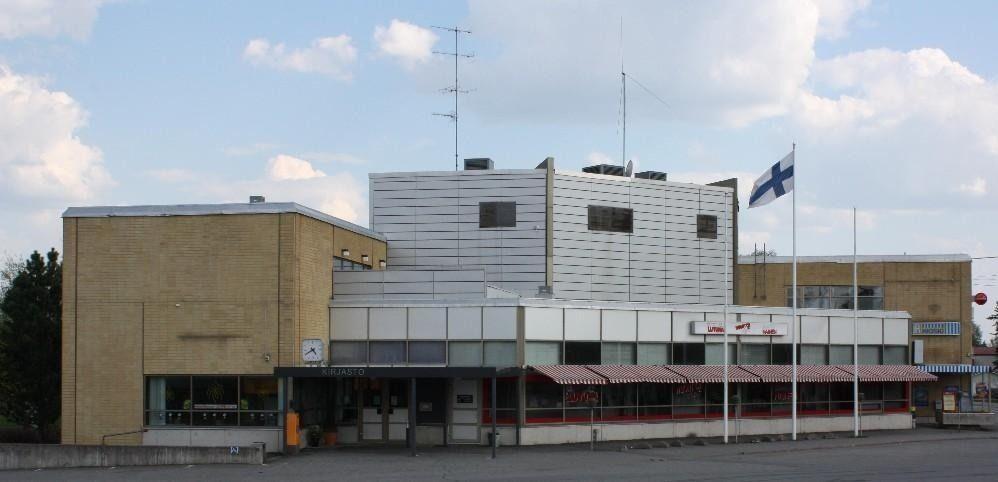 Jalasjärvi bibliotek