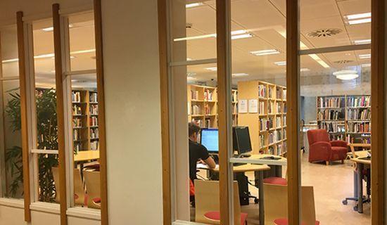 JAMK Pääkampuksen kirjasto