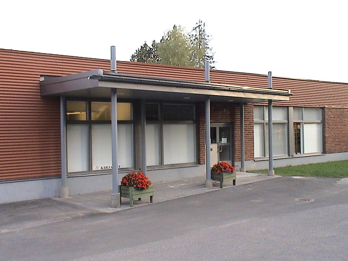 Joroisten kirjasto - Toenperän kirjasto
