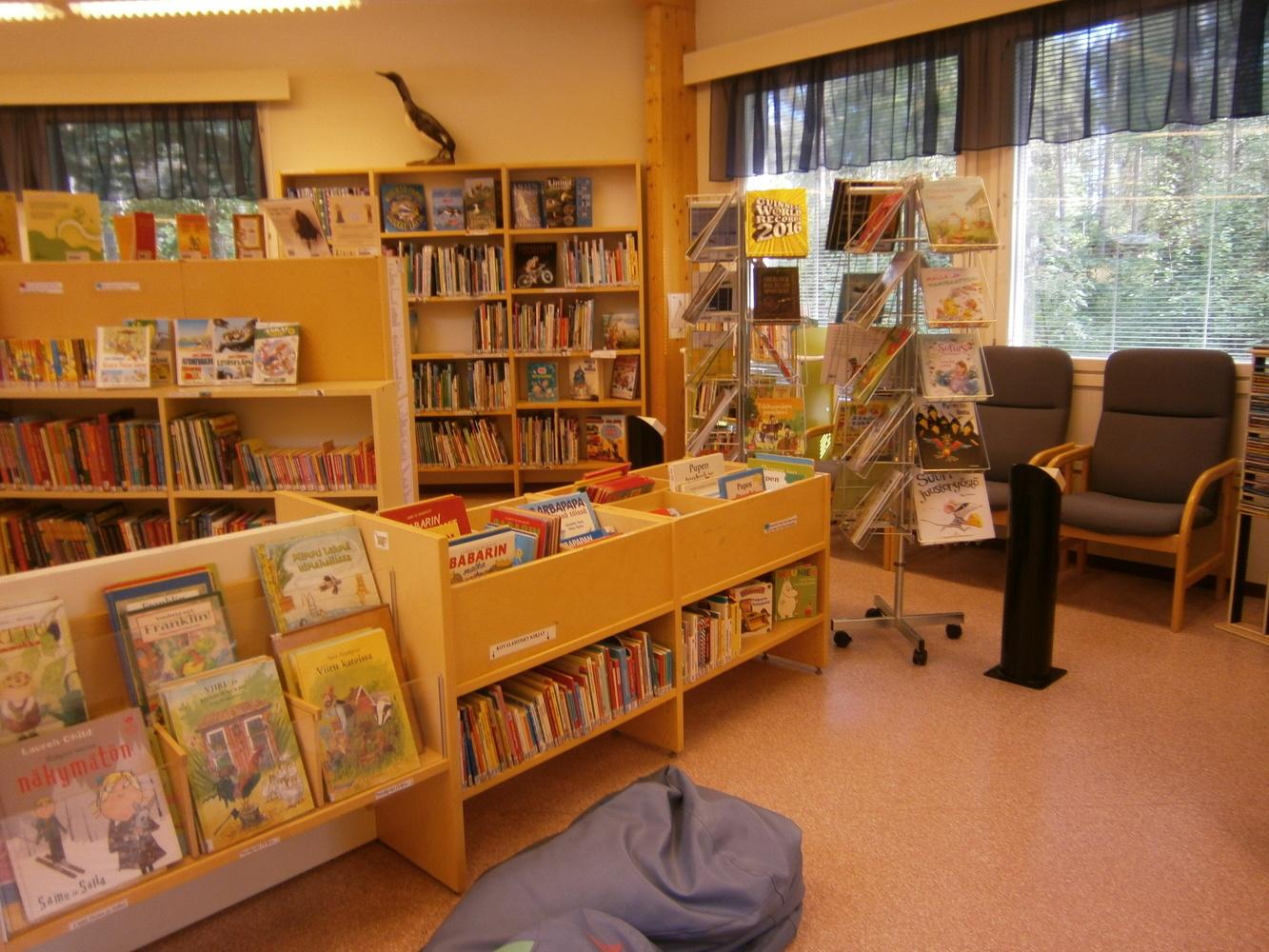Köyliön kirjasto