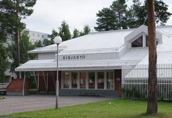 Kaijonharjun kirjasto