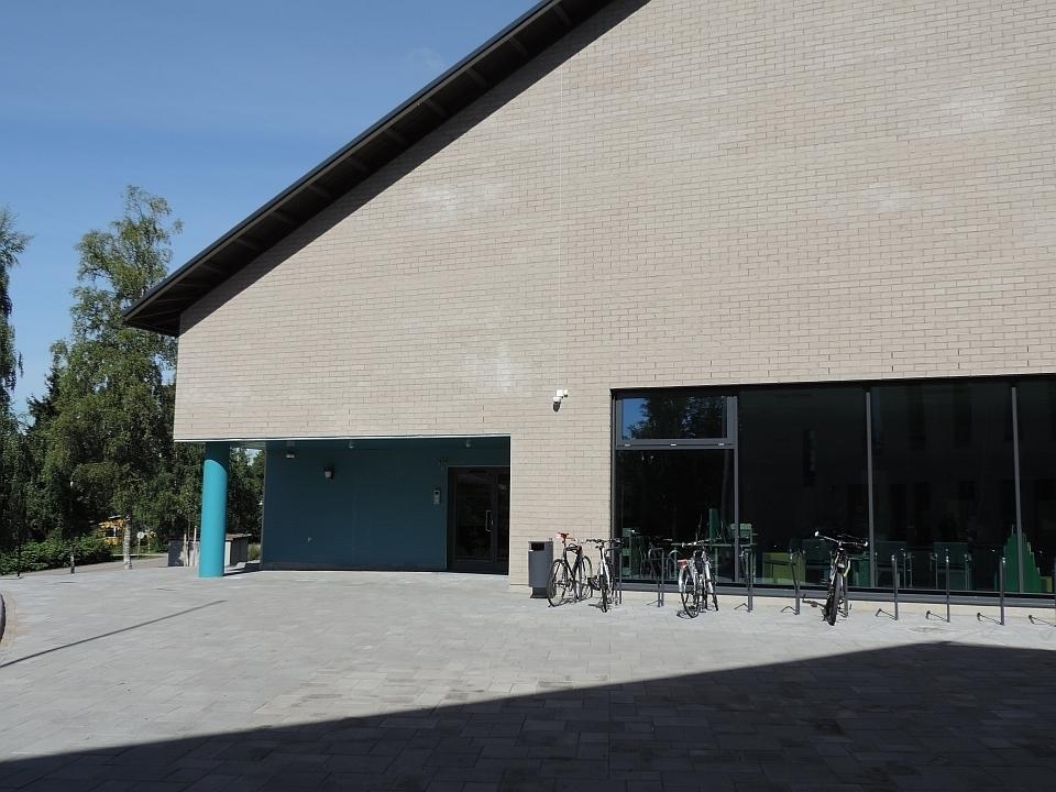 Kalliola branch library