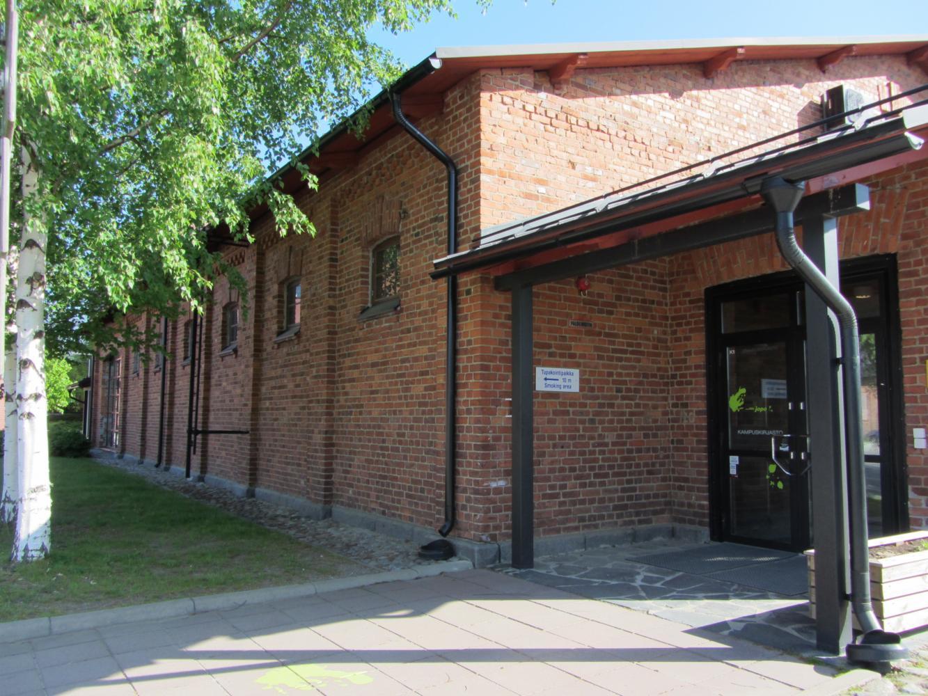 Mikkeli Campus library