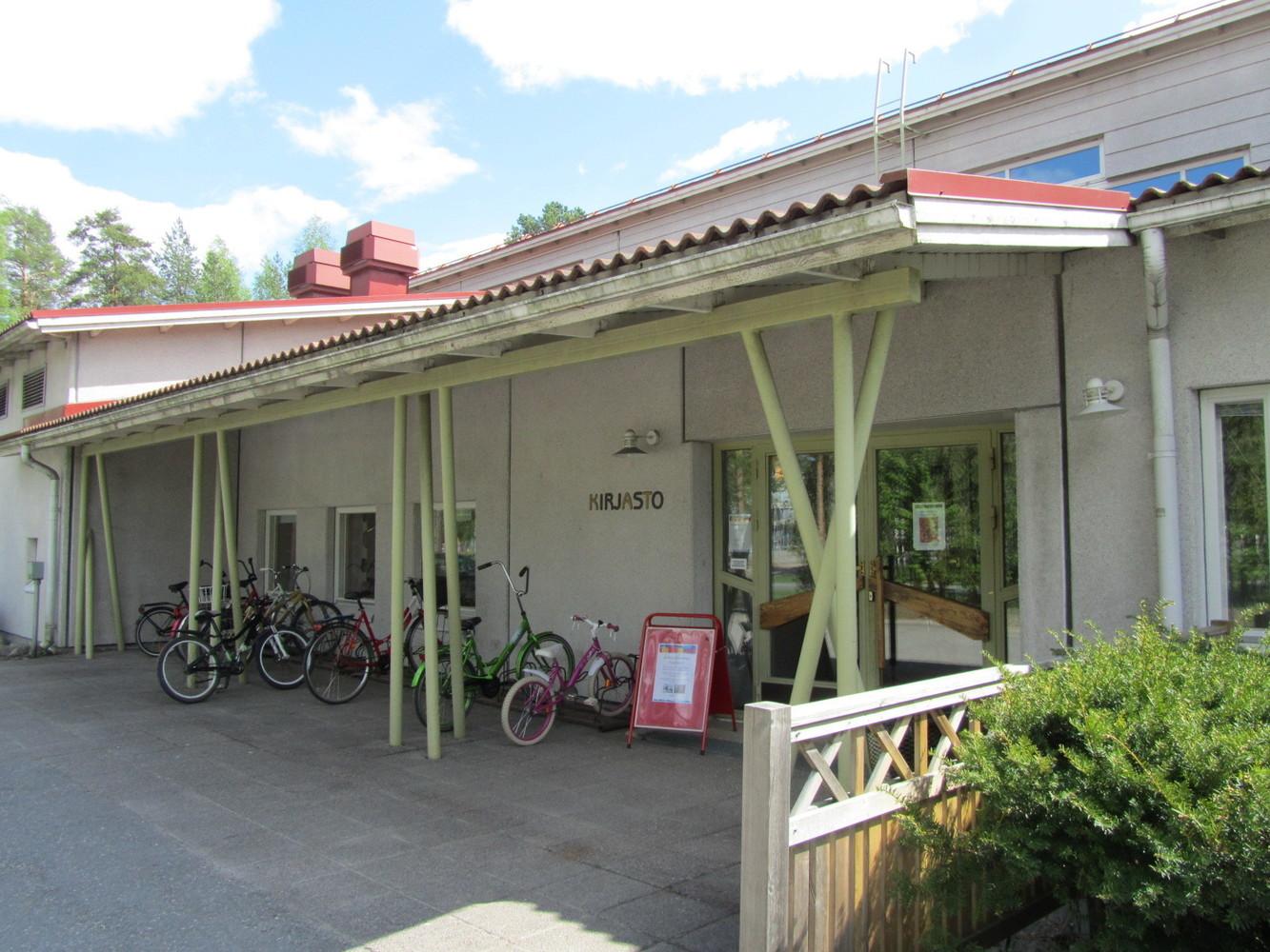 Kärpänen Library