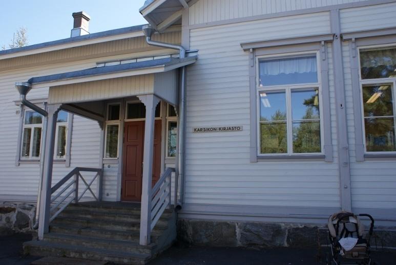 Karsikko library