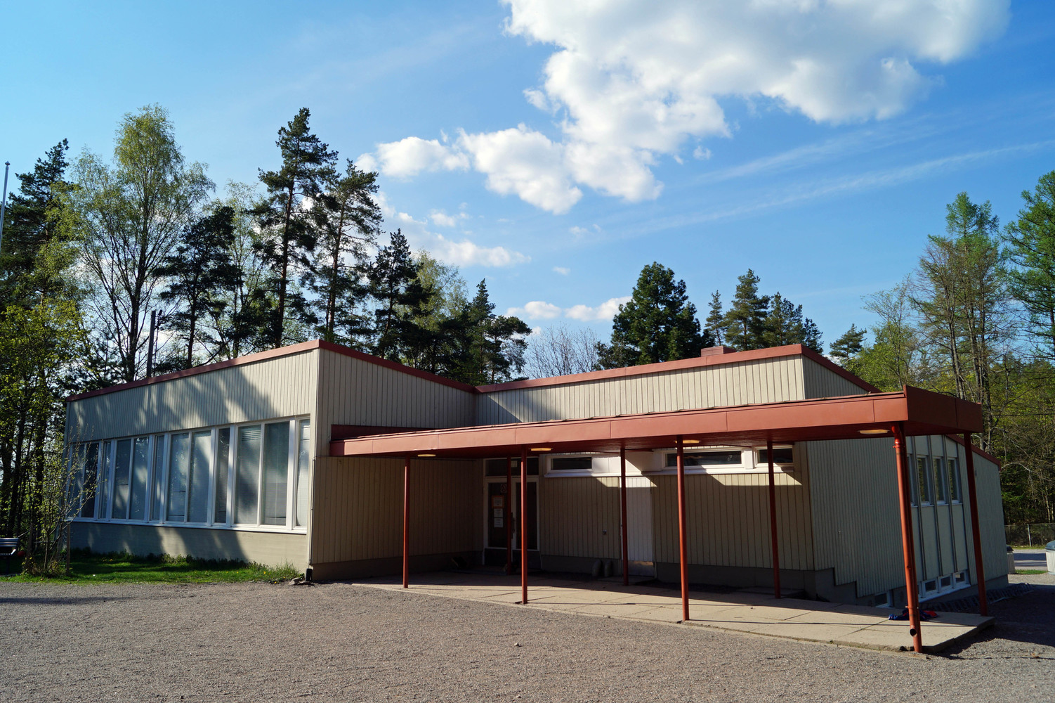 Kerkkoon Library