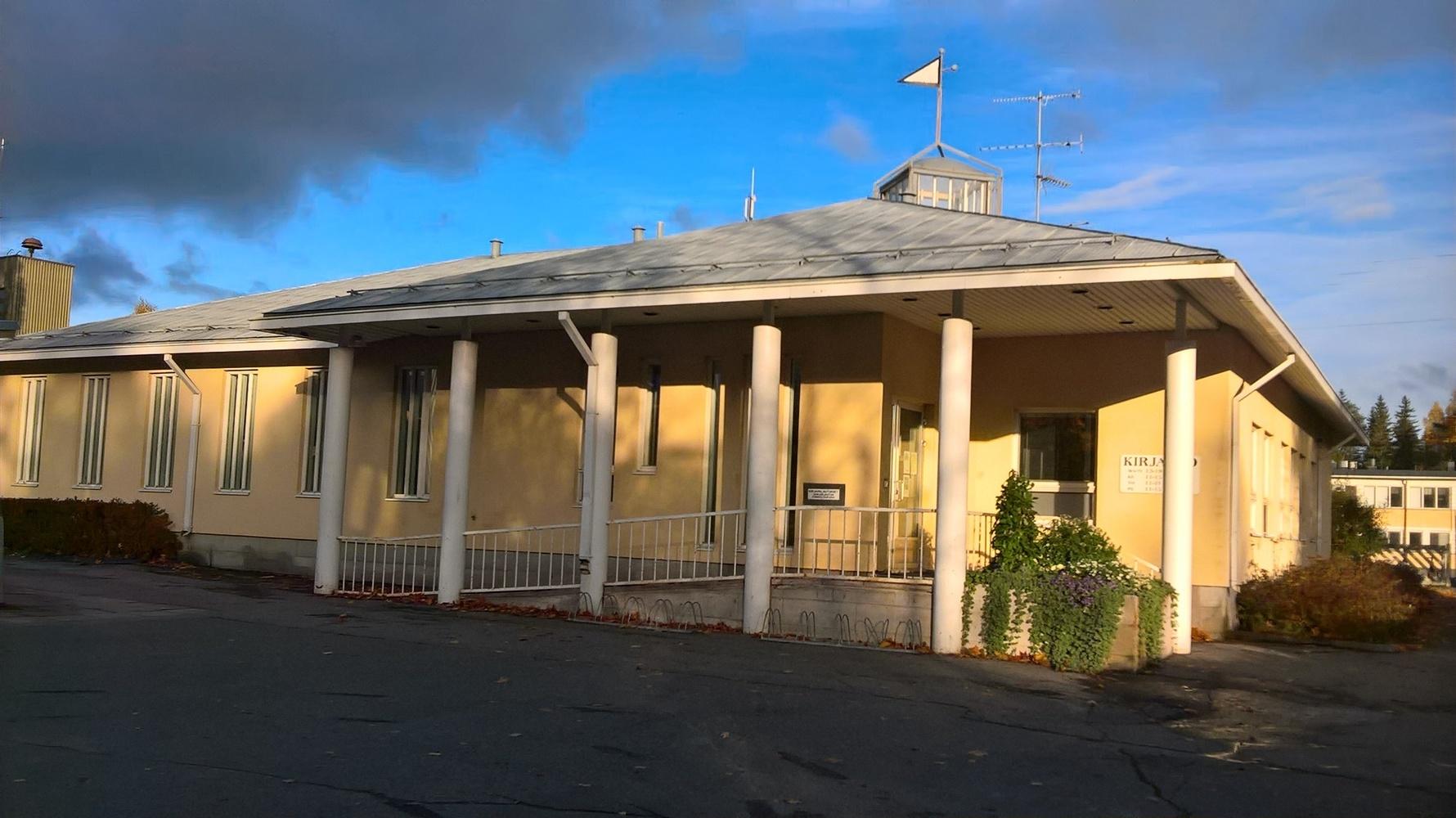 Kihniön kunnankirjasto