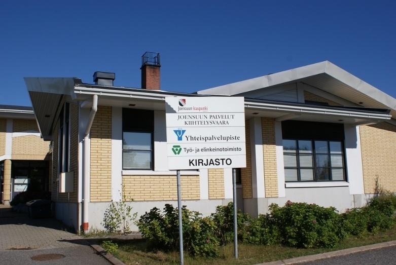 Kiihtelysvaara library