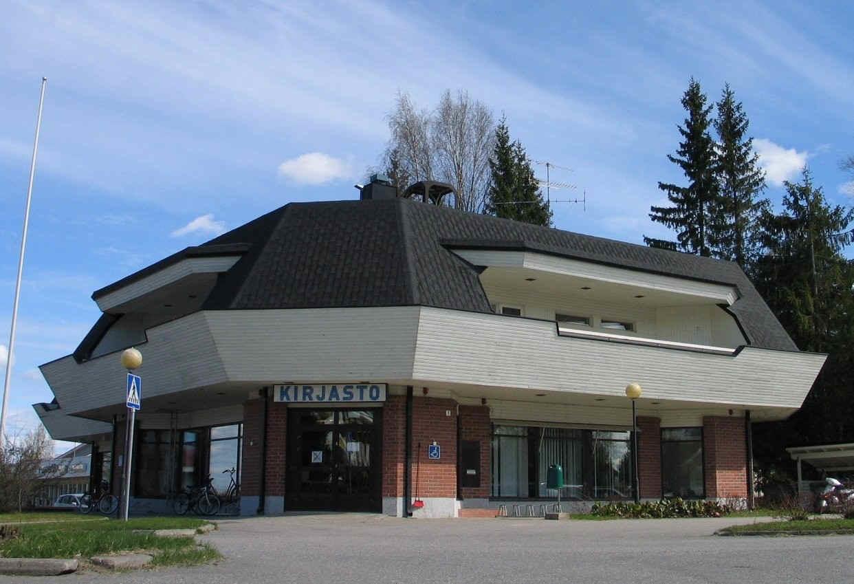Reisjärven kirjasto