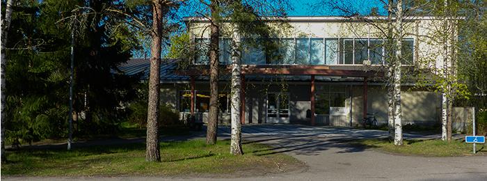 Hirvikosken kirjasto