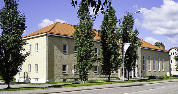 Haapajärven kirjasto