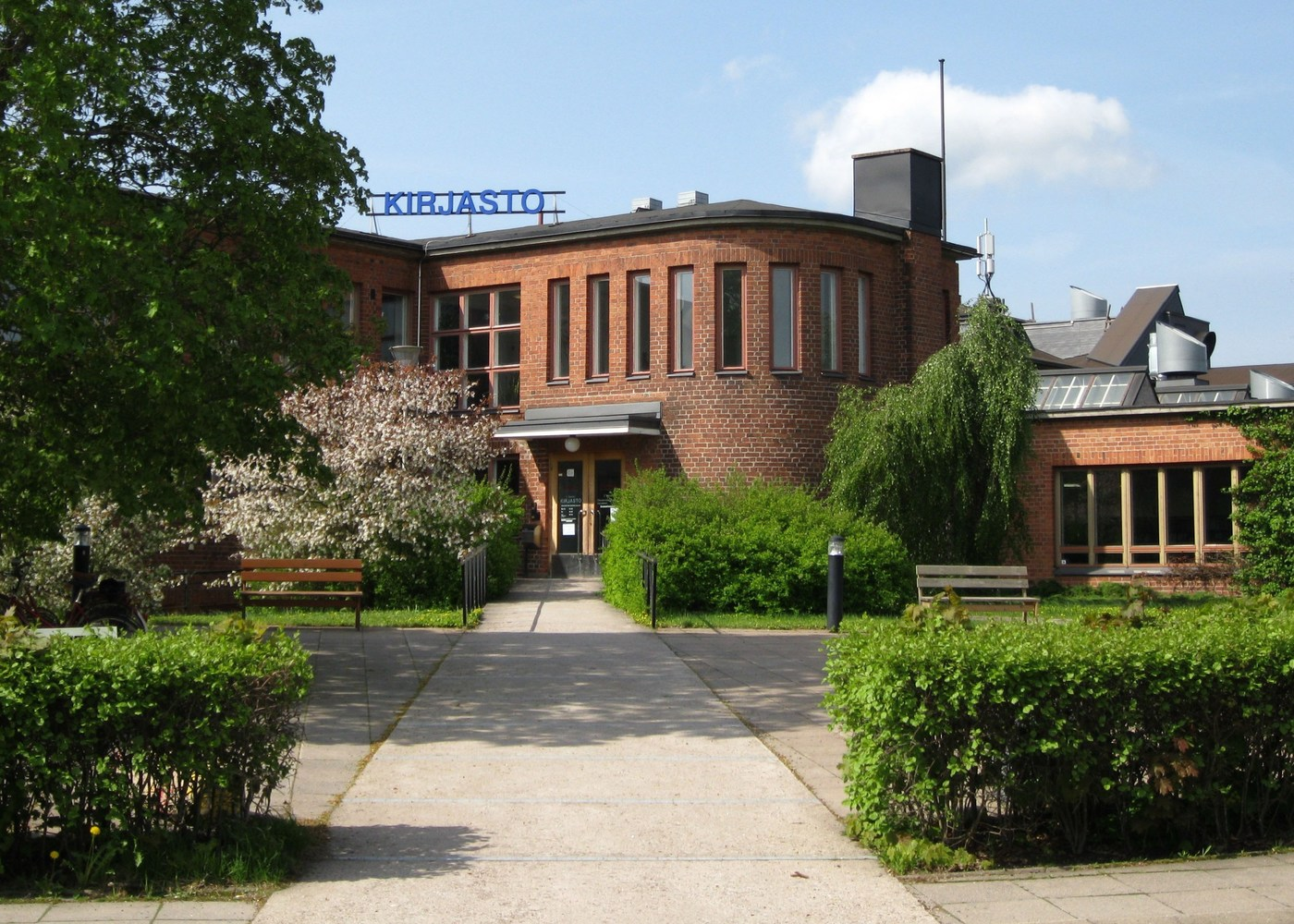 Karkkilan kirjasto