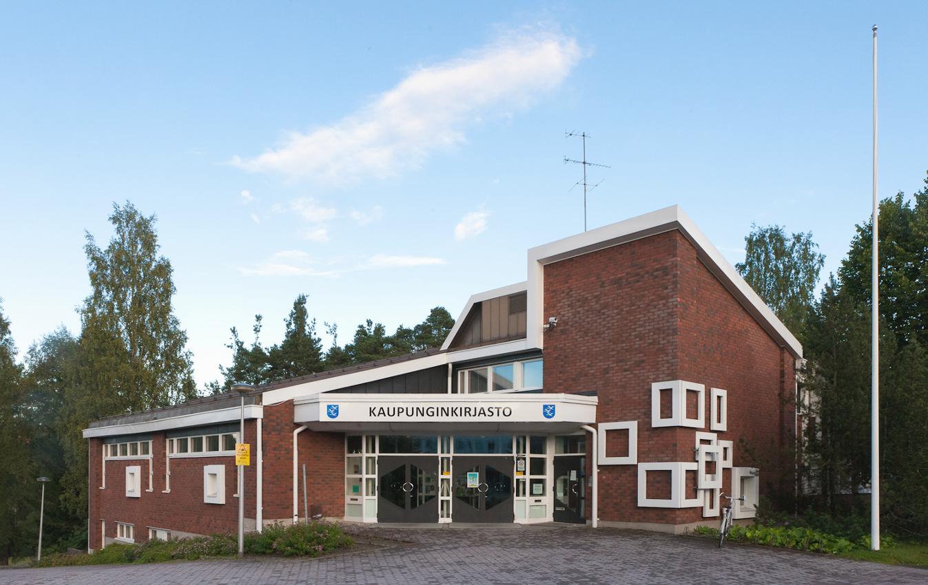 Main Library (Äänekoski)