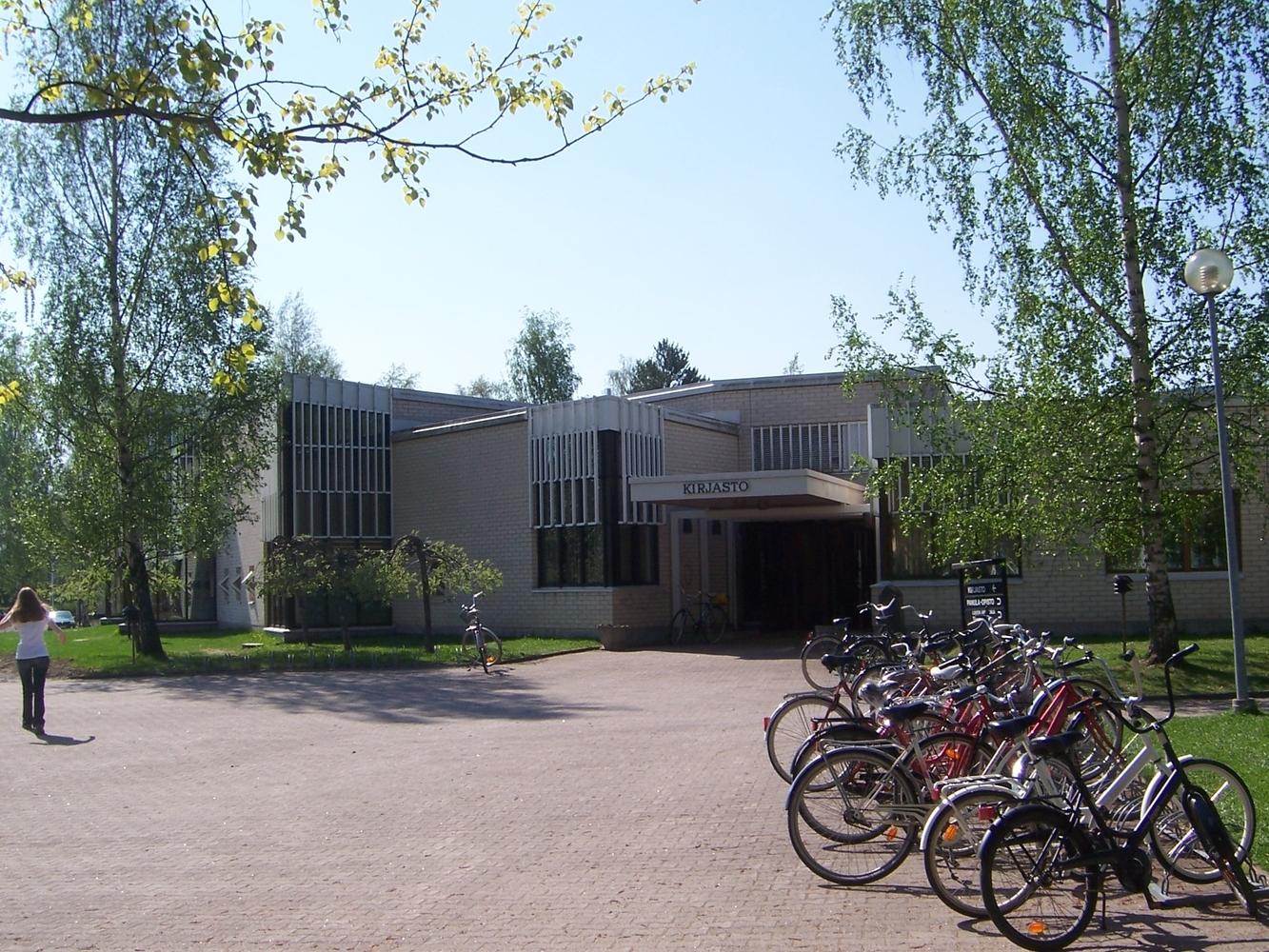 Kauhajoki Main library