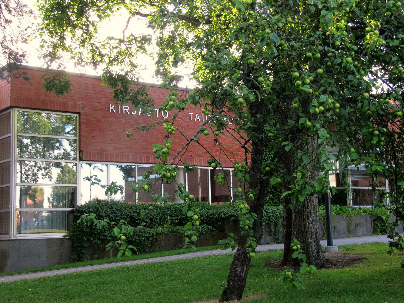 Järvenpää bibliotek