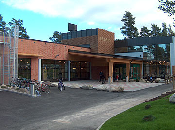 Asikkala library