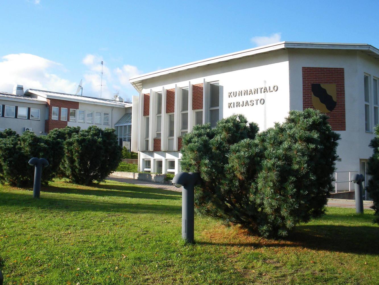 Rantasalmen kirjasto - Toenperän kirjasto