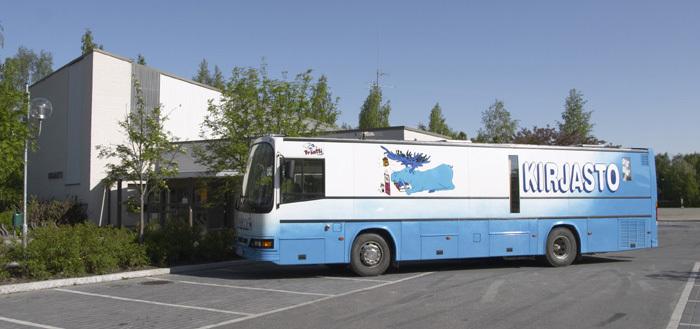 Bokbussen Präntti (Kurikka)