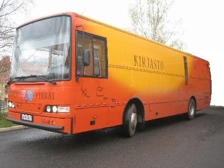 Kirjastoauto (Virrat)