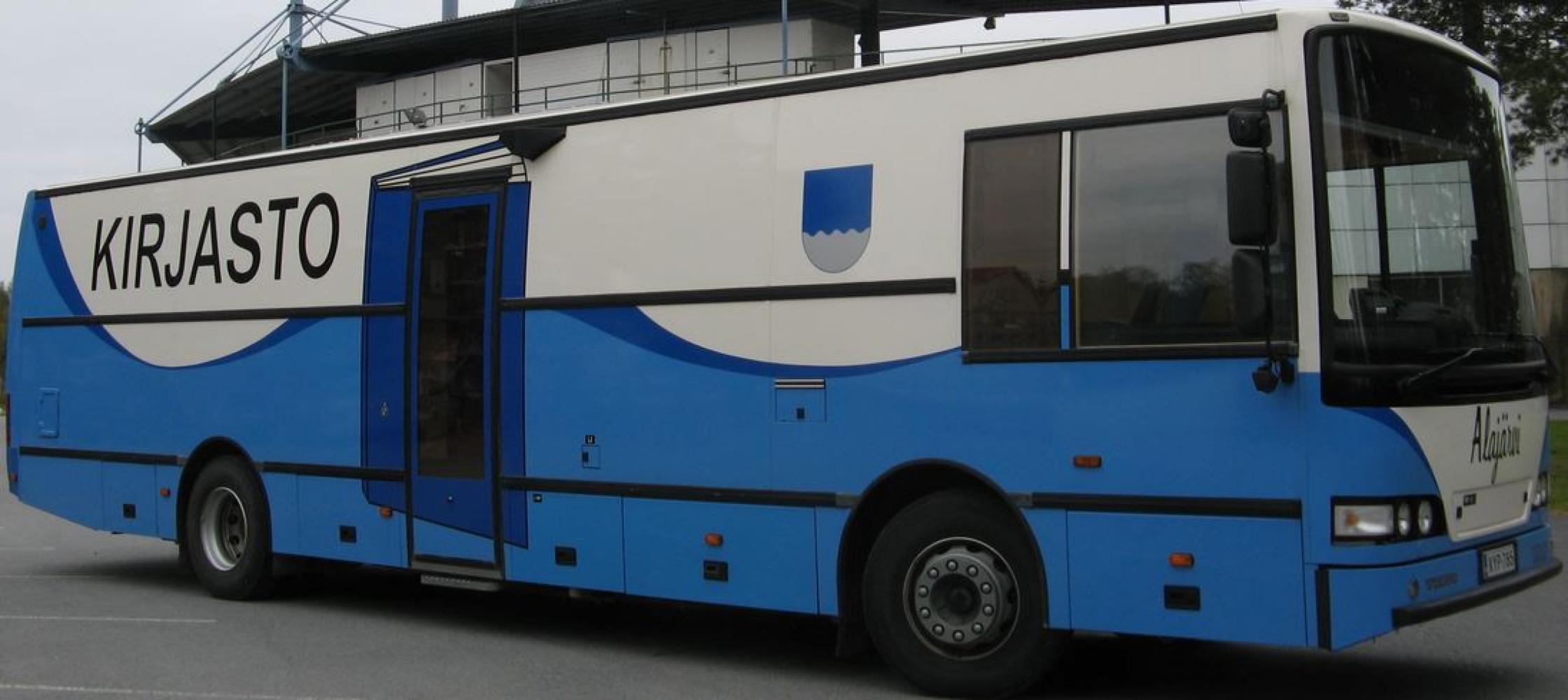 Kirjastoauto (Alajärvi)