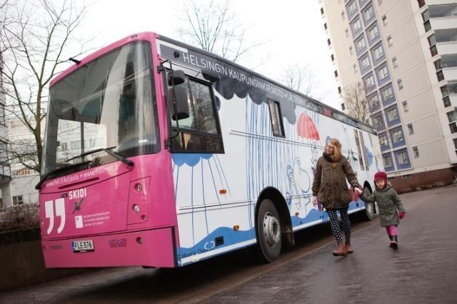 Bokbussarna Helsingfors