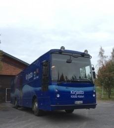 Kolarin kirjastoauto (Kittilä-Kolari kirjastoauto)
