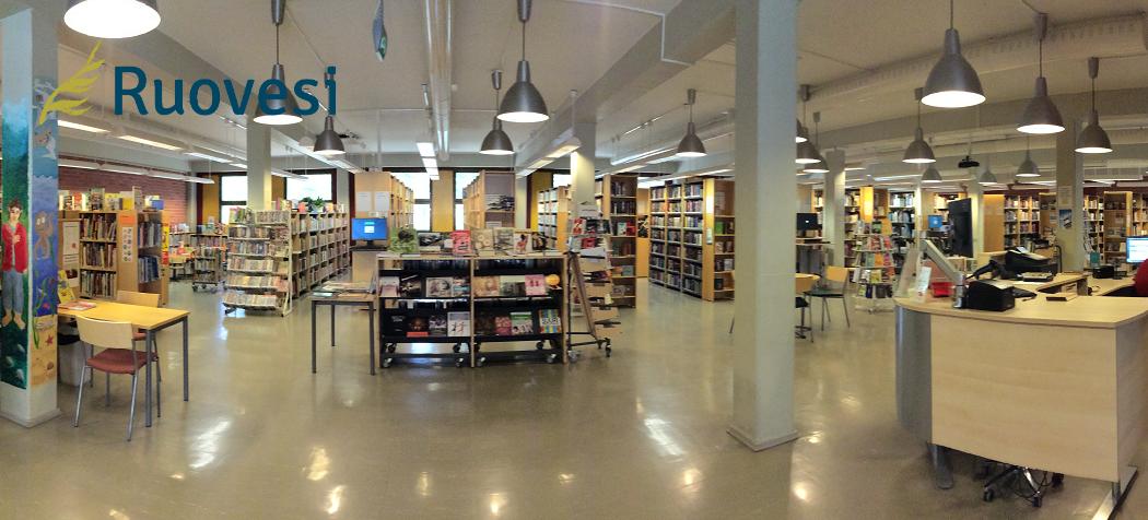 Ruovesi Public Library