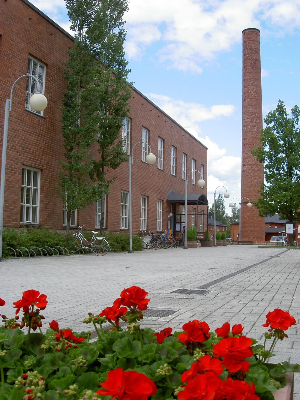 Forssa City Library