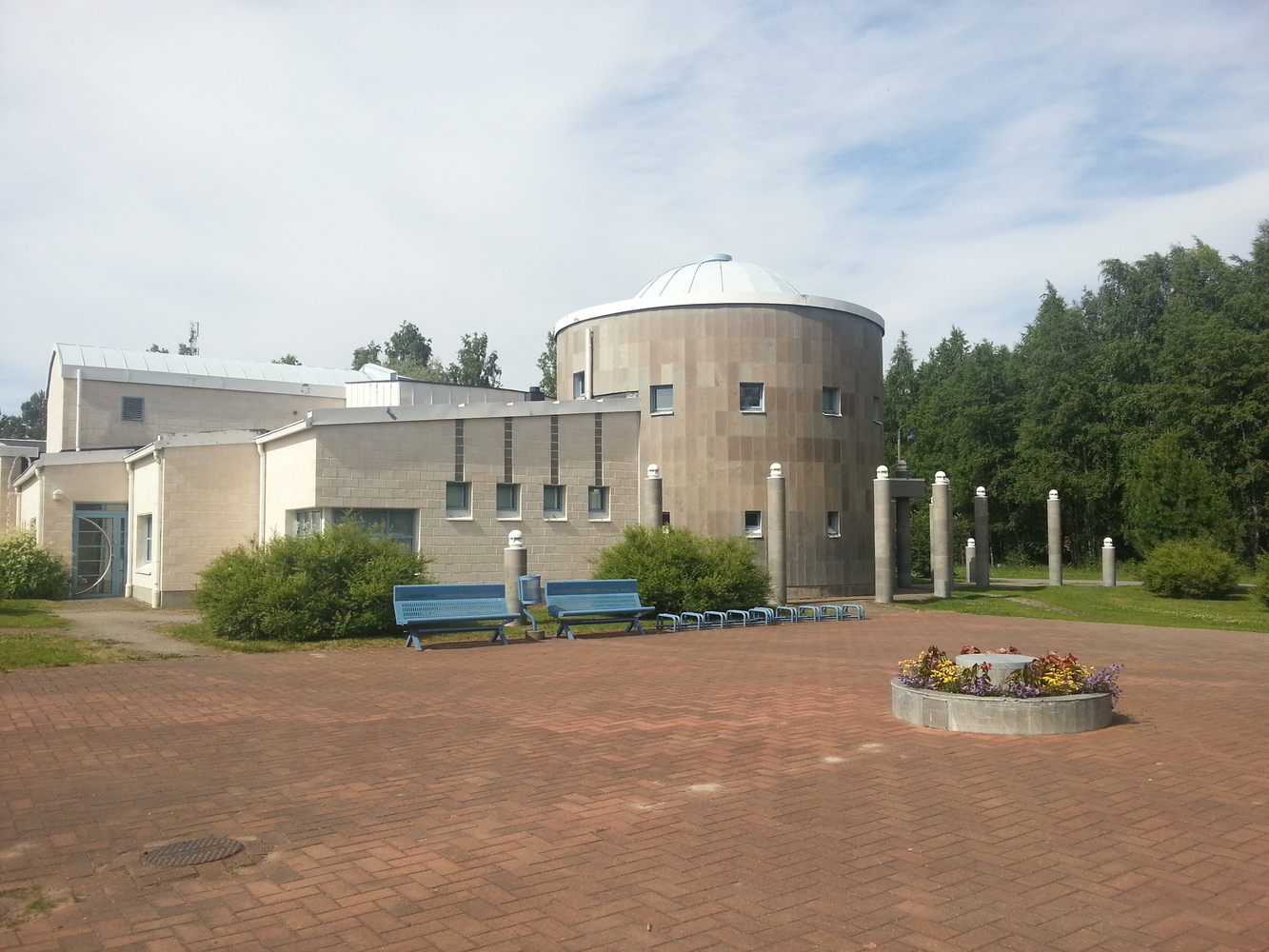 Juuka library
