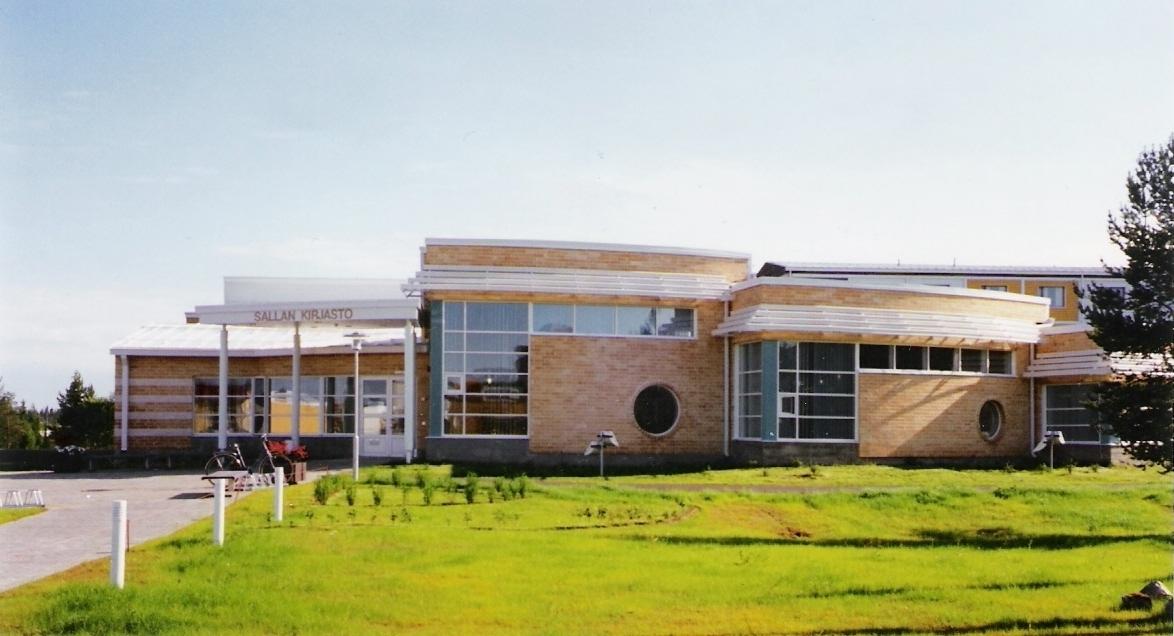 Sallan kunnankirjasto