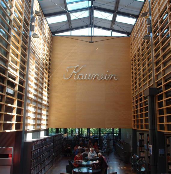 Vuosaari Library