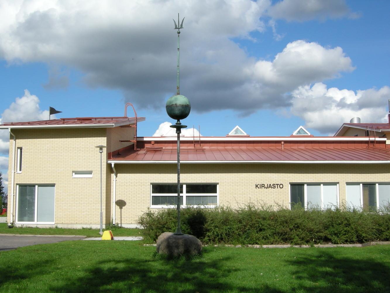 Auran kirjasto