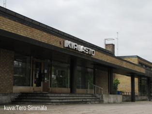 Elimä bibliotek