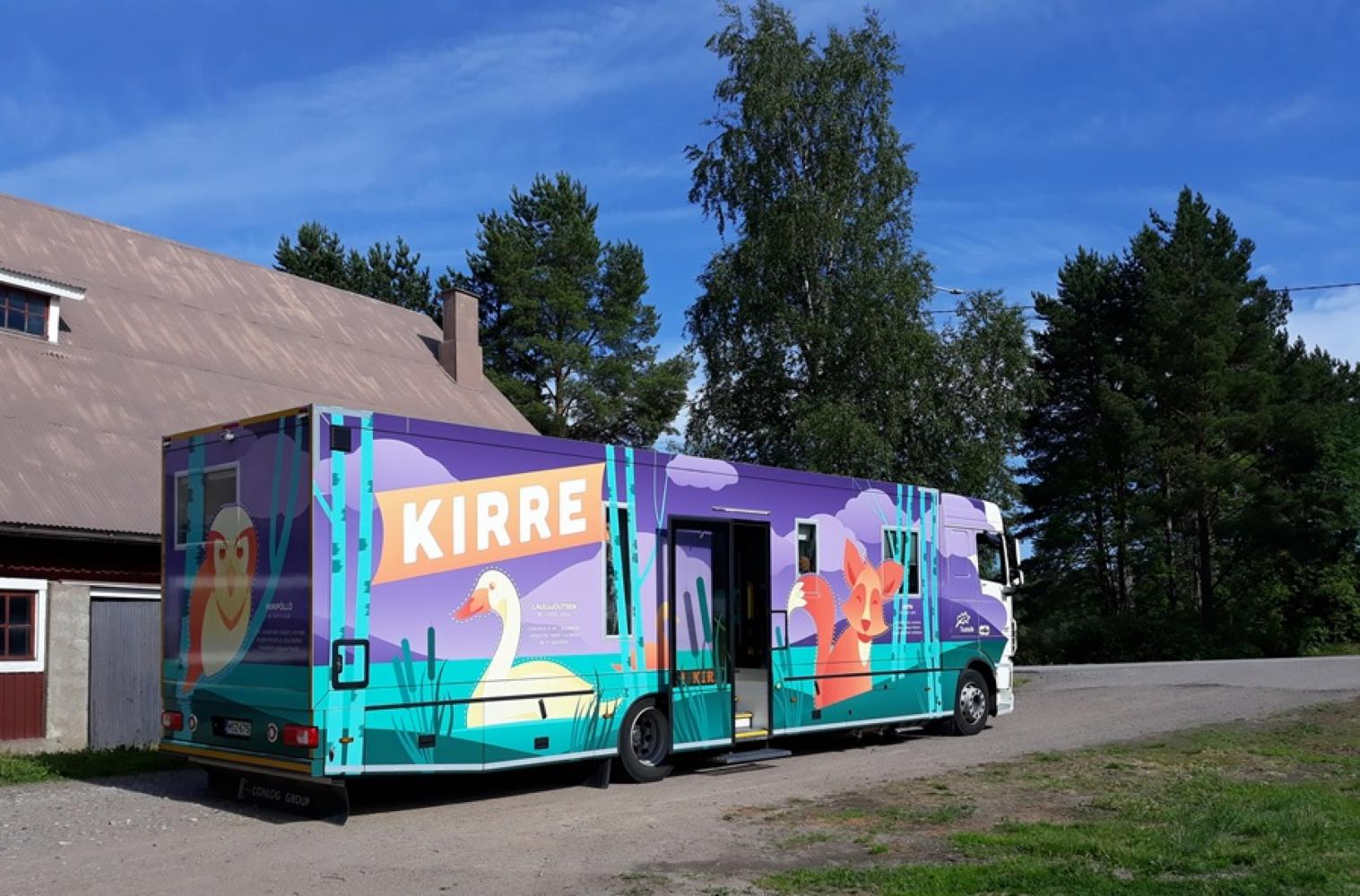 Tuusula Mobile Library