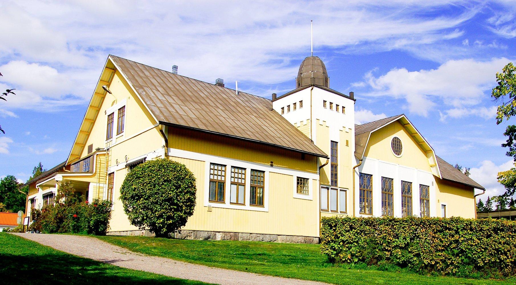 Vihdin Kirkonkylän kirjasto
